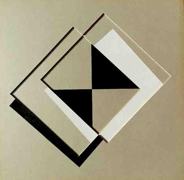 ALBERT AYME - Paradigme 1 - 1975