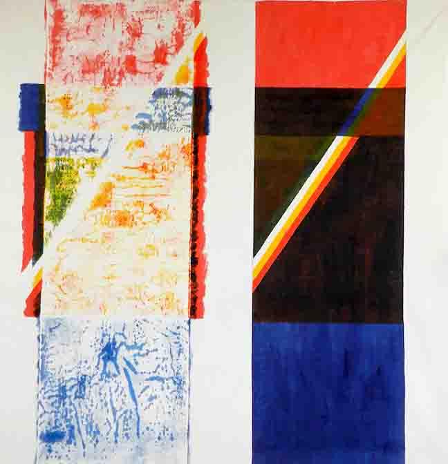 ALBERT AYME - Suite des Trois Mémoires - 1979
