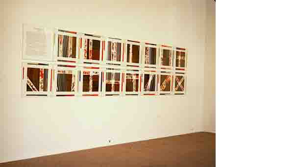 """ALBERT AYME - Exposition au Musée des 15 Variations du """"Blason d"""