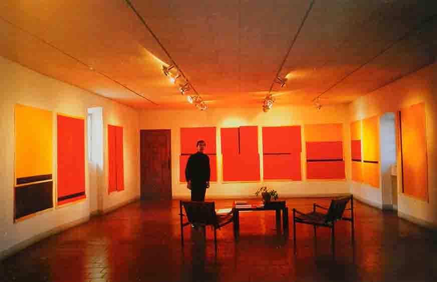 ALBERT AYME - Exposition au Musée Réattu d