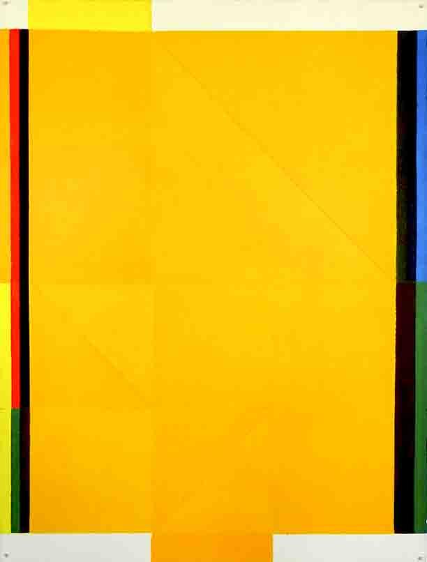 ALBERT AYME - Hommage à la gloire de Van Gogh - 1986
