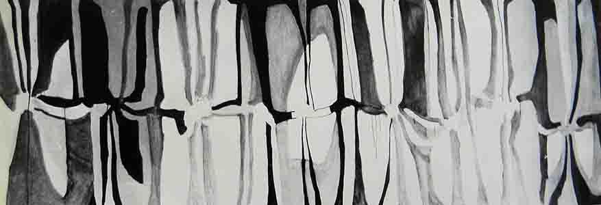 ALBERT AYME - Grande Frise Inaugurale - 1960